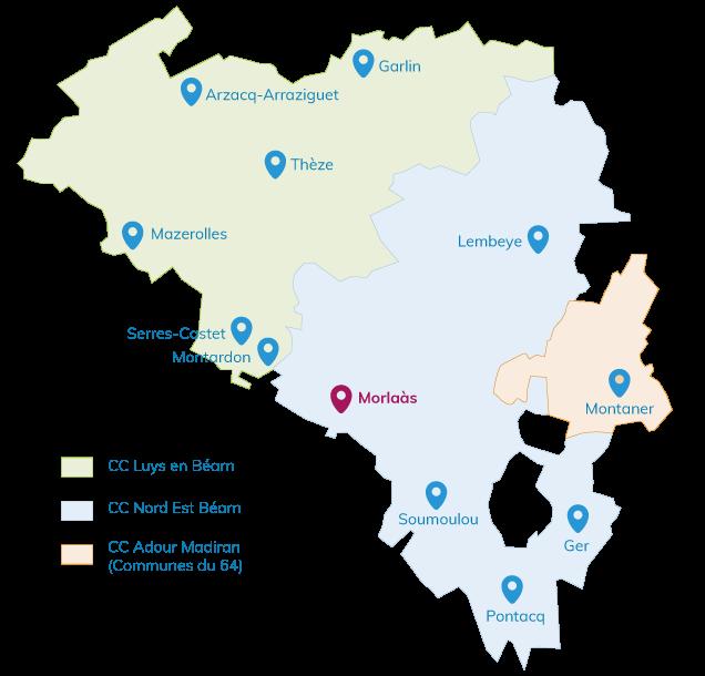 carte territoire IEBA